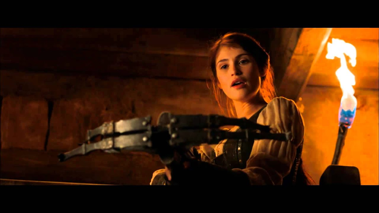 "hansel & gretel: witch hunters ""evil"" tv spot official [1080 hd"