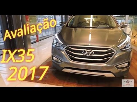 Nova Hyundai IX35 2017 Review