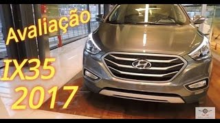 Nova Hyundai IX35 2017 Review смотреть