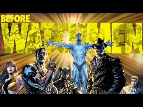 New Series: Before Watchmen and What's Behind Zack Snyder's $50 Bet!