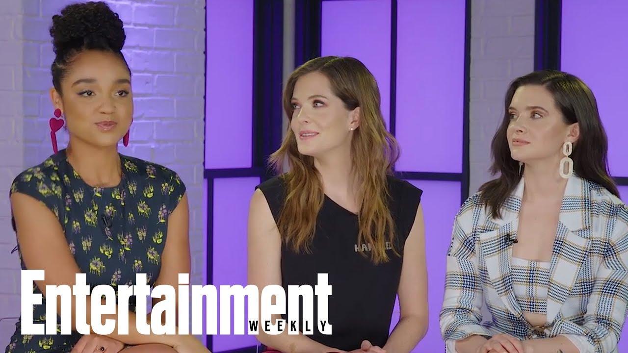 'The Bold Type' Cast Obsesses Over 'Rupaul Drag Race's Sasha Velour