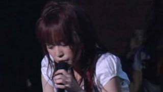 """ライブ(Live) Ai kawashima sings. The title""""Merry-go-round"""""""