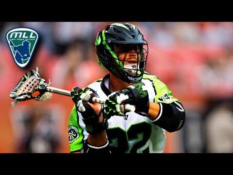 Tommy Palasek 2013 MLL Highlights