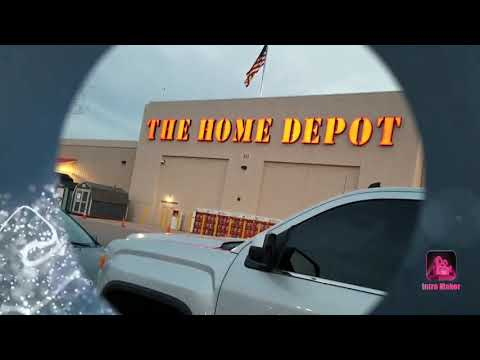 What Inside The   Home Depot Store, Tour | *home Depot* Building Materials