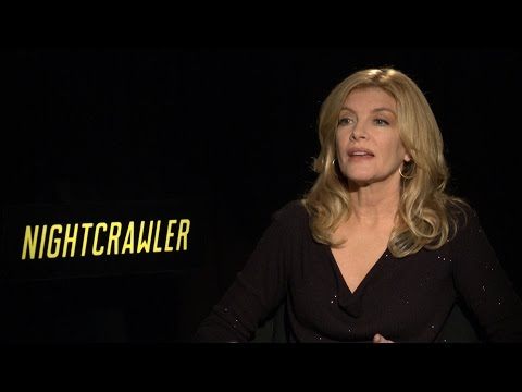 NIGHTCRAWLER Interview - Rene Russo