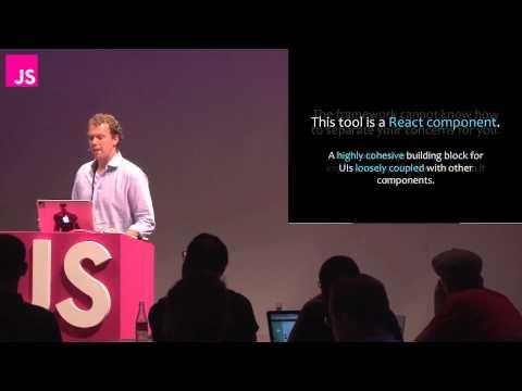 Pete Hunt: React: Rethinking best practices -- JSConf EU 2013