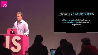 Pete Hunt: React: Rethinking best practices -- JSConf EU 2013
