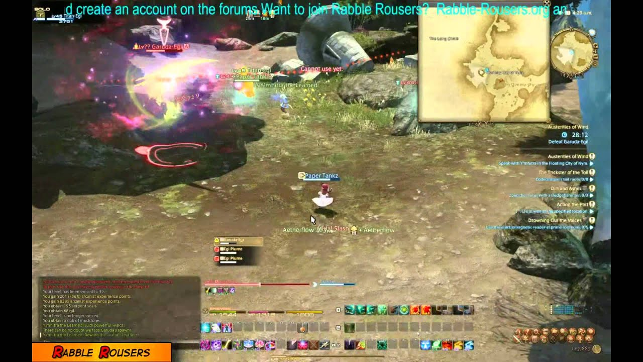 ffxiv how to make a summoner