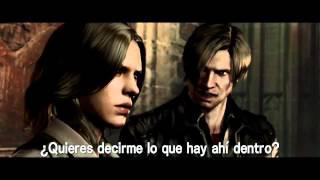 RESIDENT EVIL 6- TRAILER ESPAÑOL (JUEGO)