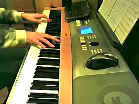 Wicked - For Good (Piano Accompaniment)