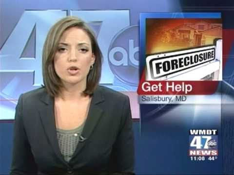 WMDT Interview with Brandon - How to avoid Foreclosure | The