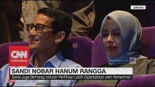"""Download Video Sandiaga Nobar """"Hanum & Rangga"""", Ma'ruf Amin Temui Tim Pemenangan di Kep Riau MP3 3GP MP4"""