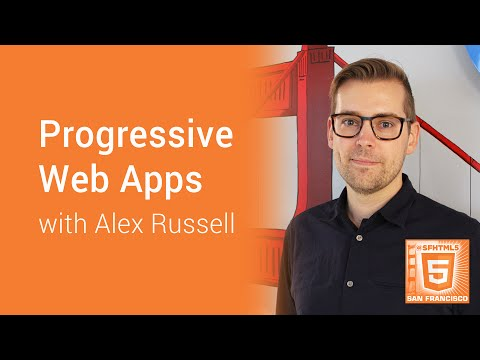 Progressive Web Apps with Alex Russell