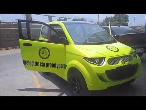 Genius EV, Electric Car, E-Jeepney, E-trike, E-bike