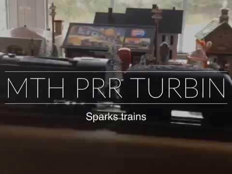 My new Turbin PRR mth Review