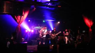 The Grave Slaves - Beneath the Moonlight and Vampire Girl - Live @ The Gaslamp 06-08-15