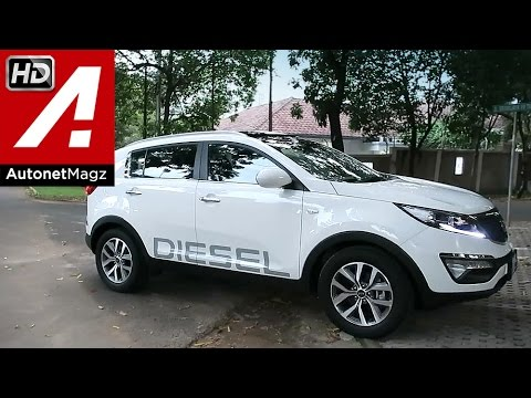 Review & test drive KIA Sportage Diesel Indonesia