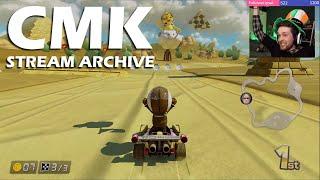 Mario Kart 8 & Codenames (with Irish lads) | 2021-03-17