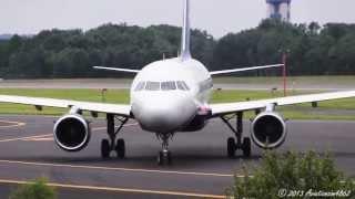 Bradley Airport Plane Spotting 7/28