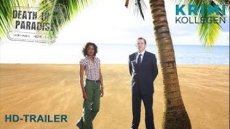 DEATH IN PARADISE - Staffel 1 - Trailer deutsch [HD] || KrimiKollegen