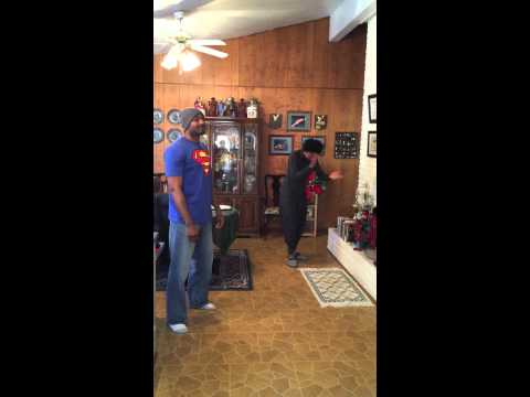 Shouting Sister catches Holy Ghost when she sees brother after 3 years. Erica Ash wwead