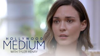 Odette Annable Gains Closure About Late Friend | Hollywood Medium with Tyler Henry | E!