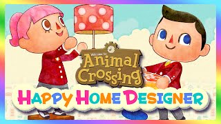 REVIEW - Animal Crossing: Happy Home Designer