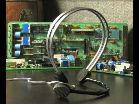 How to build a prop headset