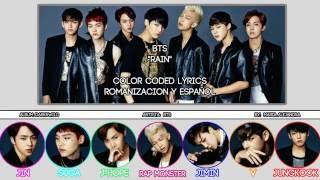 "Video BTS (방탄소년단) ""Rain"" [COLOR CODED] [ROM|SUBESPAÑOL LYRICS] download MP3, 3GP, MP4, WEBM, AVI, FLV Juli 2018"