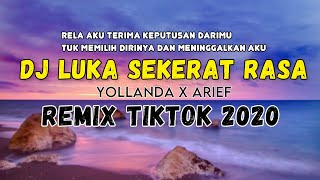 Download lagu DJ LUKA SEKERAT RASA 2020 | DJ RELA AKU TERIMA KEPUTUSAN DIRIMU