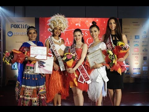 Miss Asia Pacific International 2018: Best in Talent