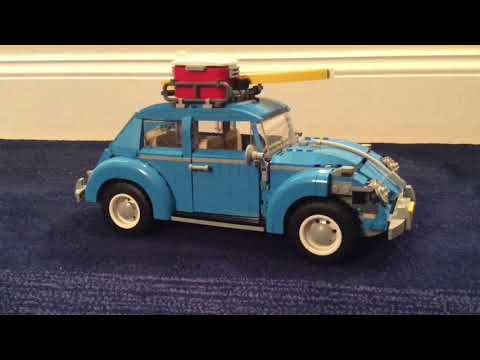 LEGO Volkswagen Beetle review
