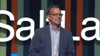 "How the term ""fake news"" undermines democracy | Jesse Hyde | TEDxSaltLakeCity"