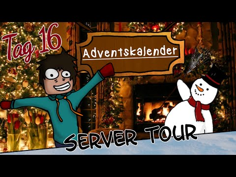 Server Tour - Earli's Adventskalender Tag #16 | Earliboy