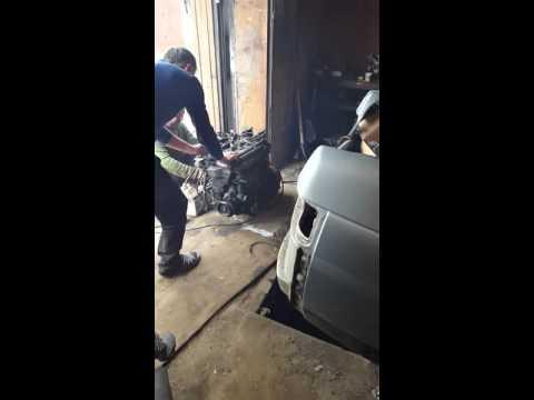 Как проверяют мотор в ереване.