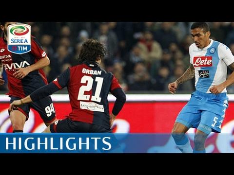 Napoli - Genoa 2-0 - Highlights - Giornata 24 - Serie A TIM 2016/17
