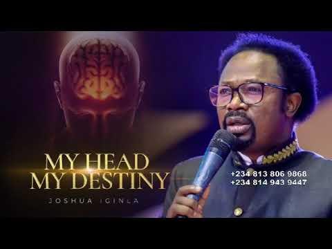 "Download ""MYSTERY OF THE HEAD"" BY BRO.JOSHUA IGINLA"