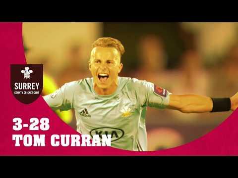 Highlights - Essex v Surrey - Natwest T20 Blast