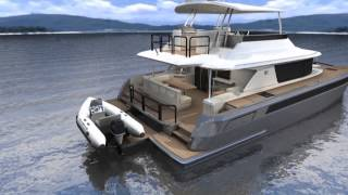 X50: Evolution of the multihull