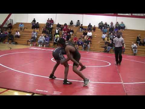 Conyers Middle School Wrestling vs Indian Creek  2018 - 19