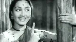 Aaya Hai Kahan Se - Lata Mangeshkar, Sadhana, Manmauji Song