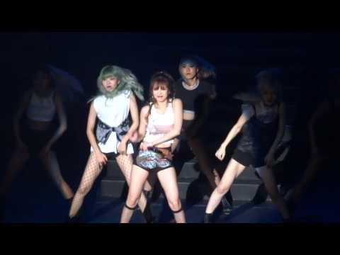 20160904 HYUNA현아-CHANGE & 꼬리쳐(Freaky)-Taiwan