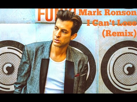 Mark Ronson - I Can't Lose Feat. Keyone Starr Remix