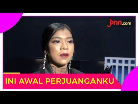Tereliminasi di Top 7 Indonesian Idol, Ainun: Ini Awal Perjuanganku