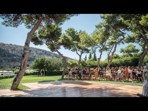 GREECE'S NEXT TOP MODEL - 8.10.2018 - Επεισόδιο 6  - Bootcamp A #GNTMgr