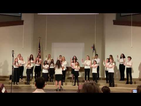 2019 Tierra Linda Middle School Choir Song1