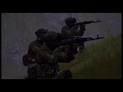 MILITIA BUNKER FOB DEFENSE! Russian Ground Forces Advance on Enemy FOB - Squad Ops Gameplay