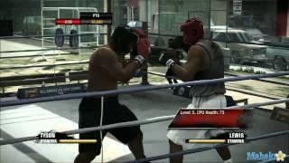 Fight Night Champion Walkthrough - Training Games - Close the Show