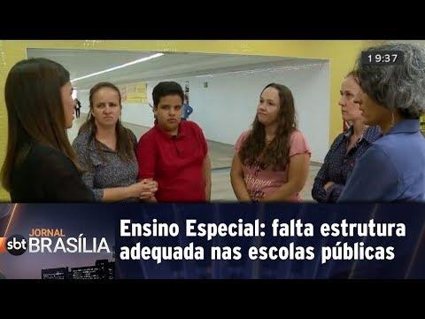 Ensino Especial: falta estrutura adequada nas escolas públicas