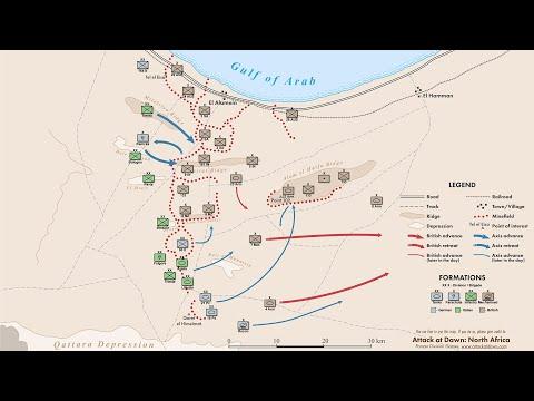 Gameplay Video - Battle of Alam el Halfa